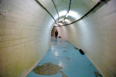 Tito nuclear bunker