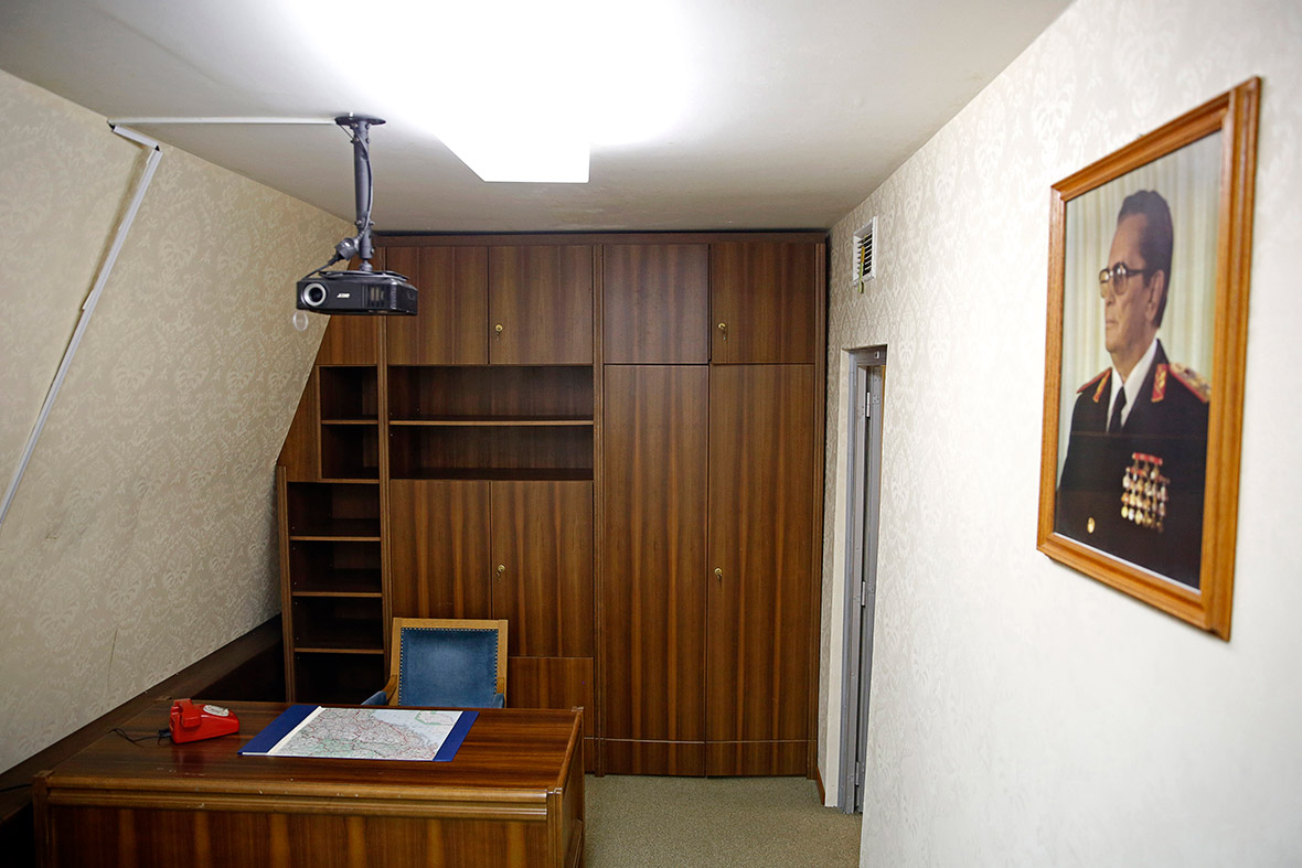 Tito nuclear bunker