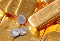 Gold set to log its best week in 10 months on safe-haven demand