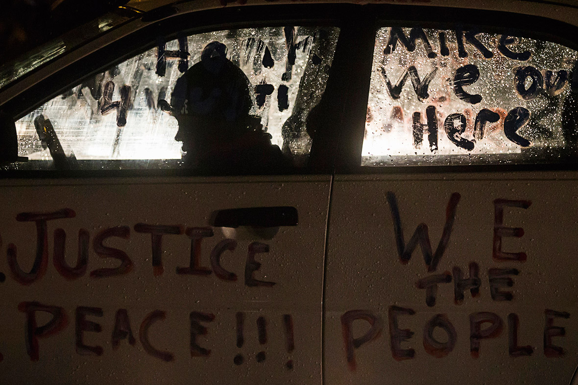 ferguson protests