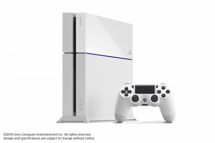 White PS4 Black Friday Deal for £299
