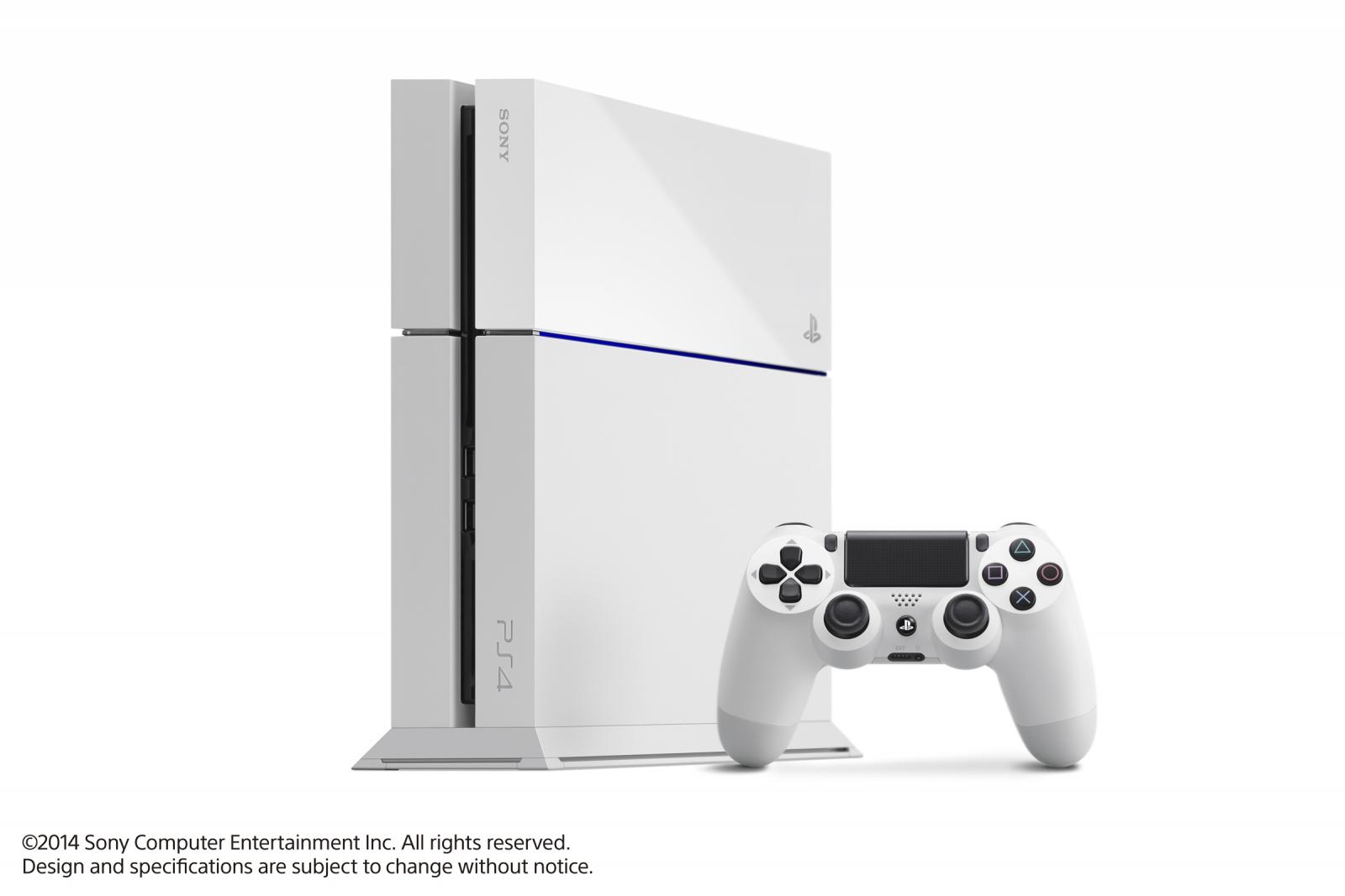 White PS4 Black Friday Deal for £299