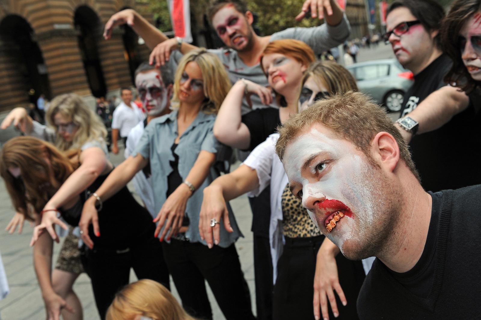 black friday zombie