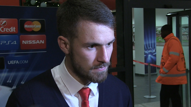 Ramsey Confident Dortmund win Can 'Kick-start' Run of Victories