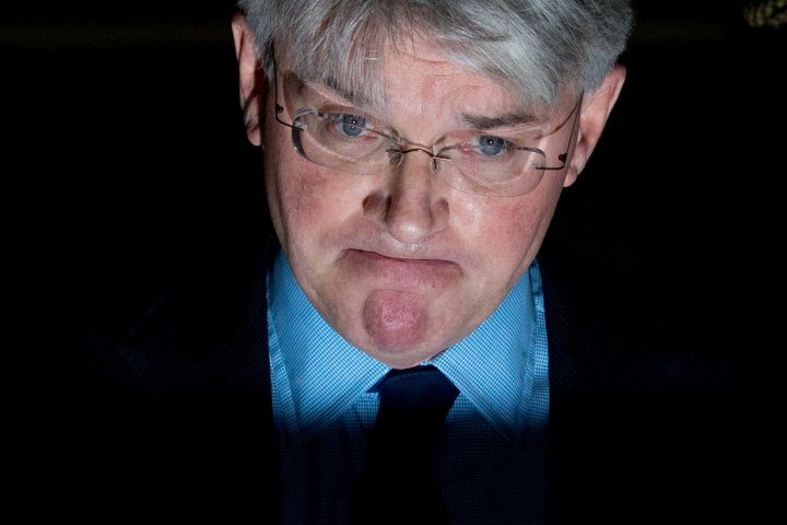 Toby Rowland sued Andrew Mitchell for claiming he made up