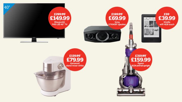 Sainsbury's Black Friday Deals