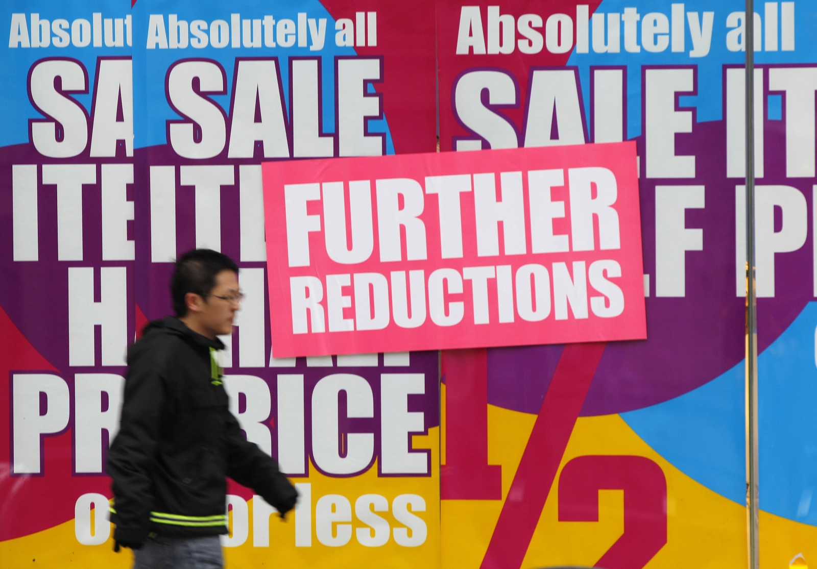 Discount shopping in Manchester