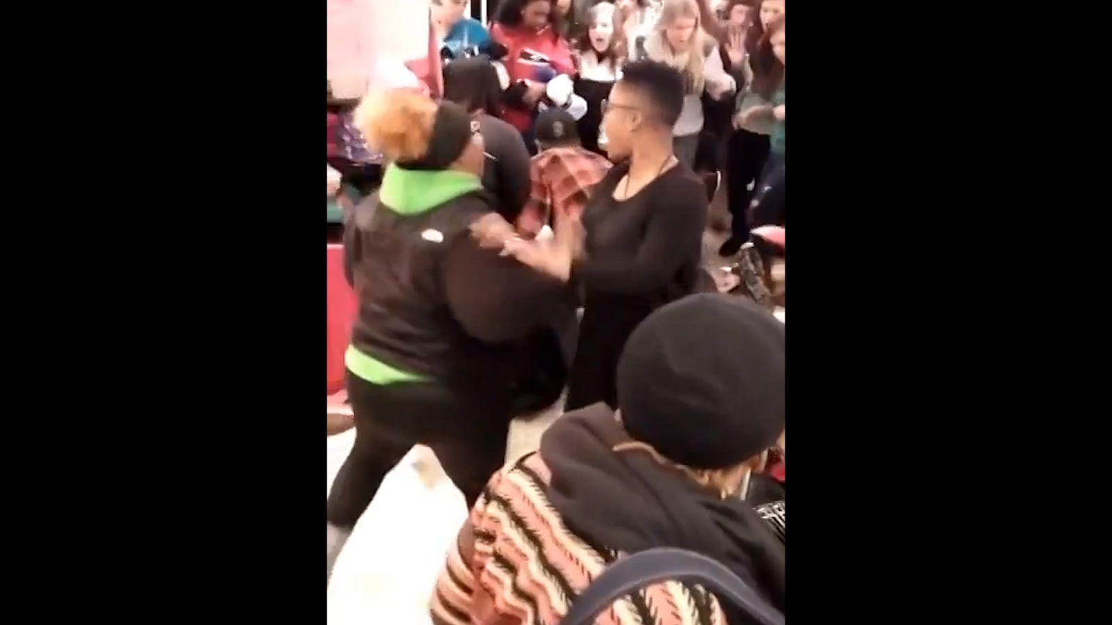 Black Friday Brawl: Watch Two Ladies Fight Over Lingerie in Victoria's Secret Store