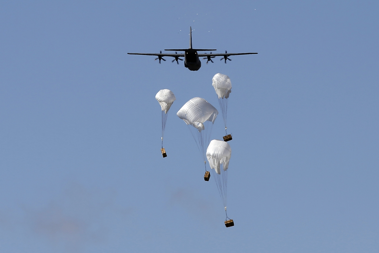 Canada conducts clandestine aerial missions in Iraq against Isis