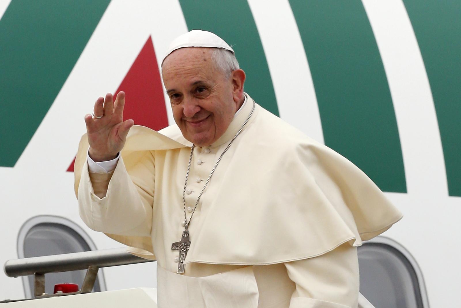 Pope Francis in Turkey