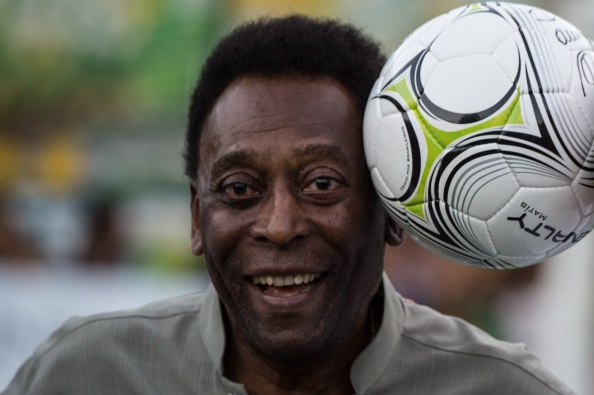 Pele says he turned down the chance to become Fifa president