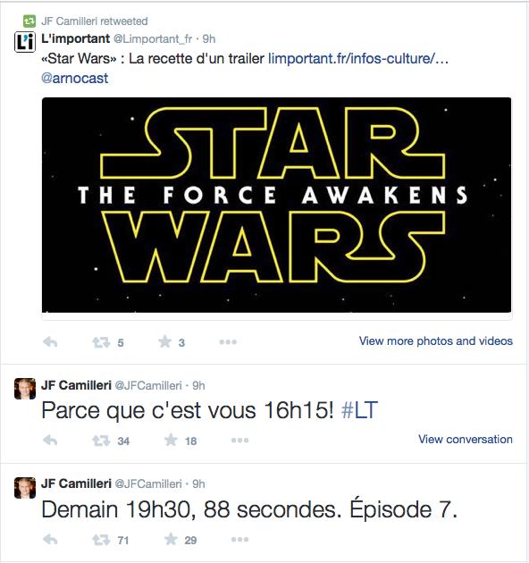 star wars 7 the force awakens trailer