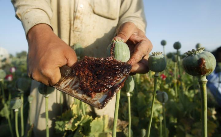 heroin afghanistan