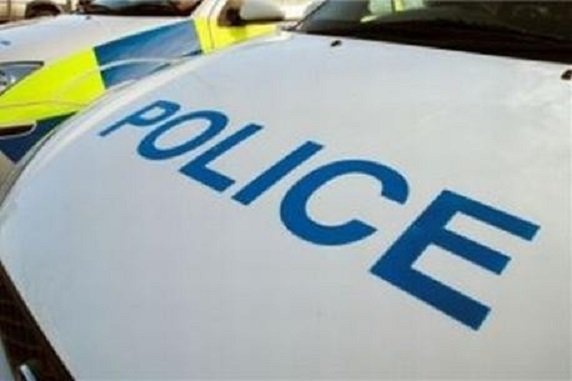 Police investigating a report of man driving without wearing any trousers of pants