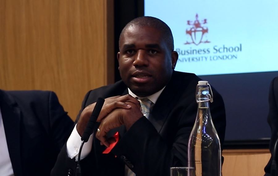 David Lammy: Modern Political Parties are Wrestling with 'Hyper-Individualism'