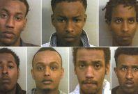 Members of Somali paedophile gang in Bristol jailed