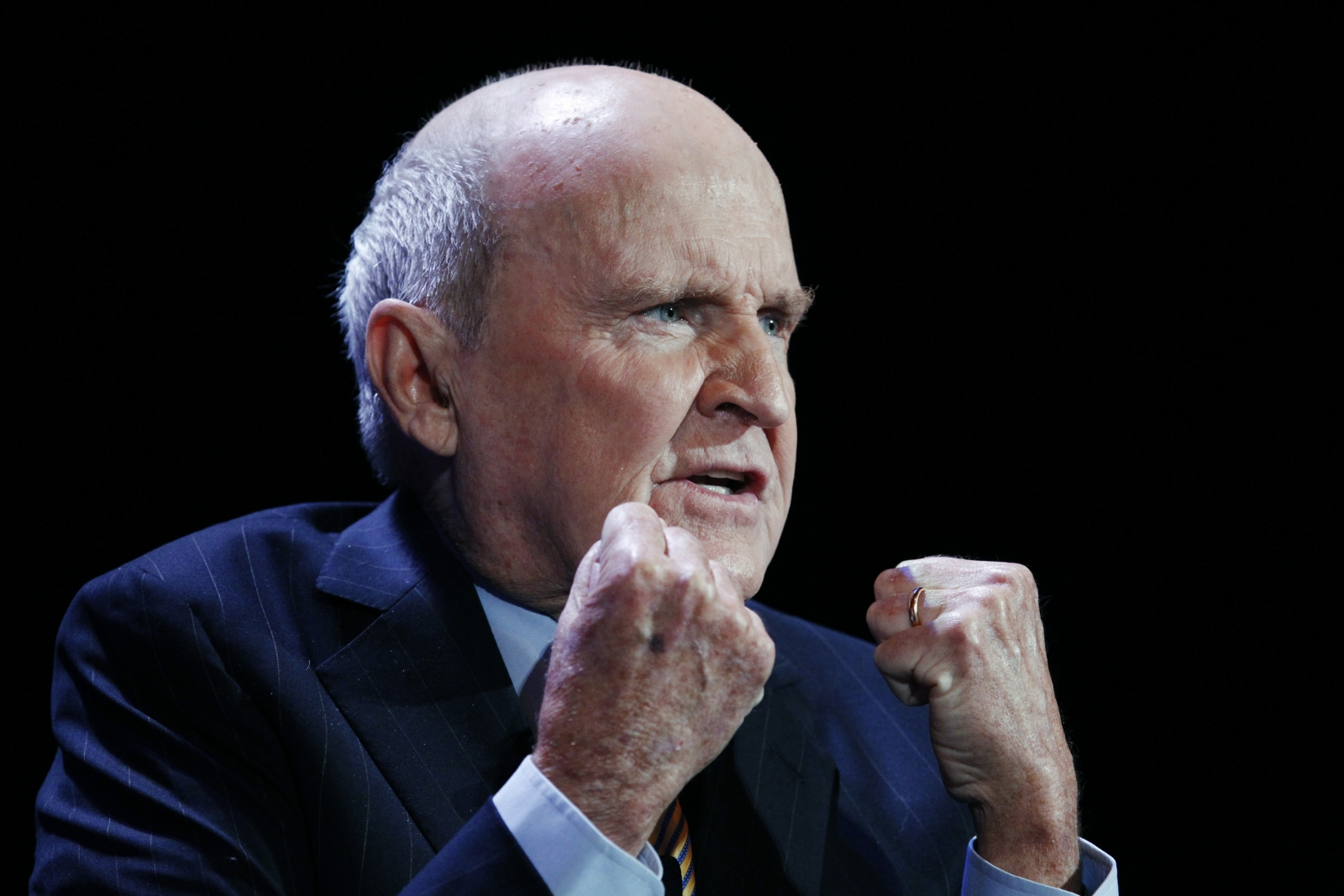 Jane left Jack Welch and received a divorce settlement that was reported to be worth $150m