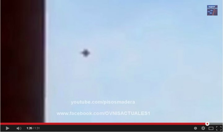 Mysterious UFO Sighitngs: Platform Like UFO Spotted Hovering Over Arkansas Nuclear Plant and Angel Hair Fell from Portugal Sky