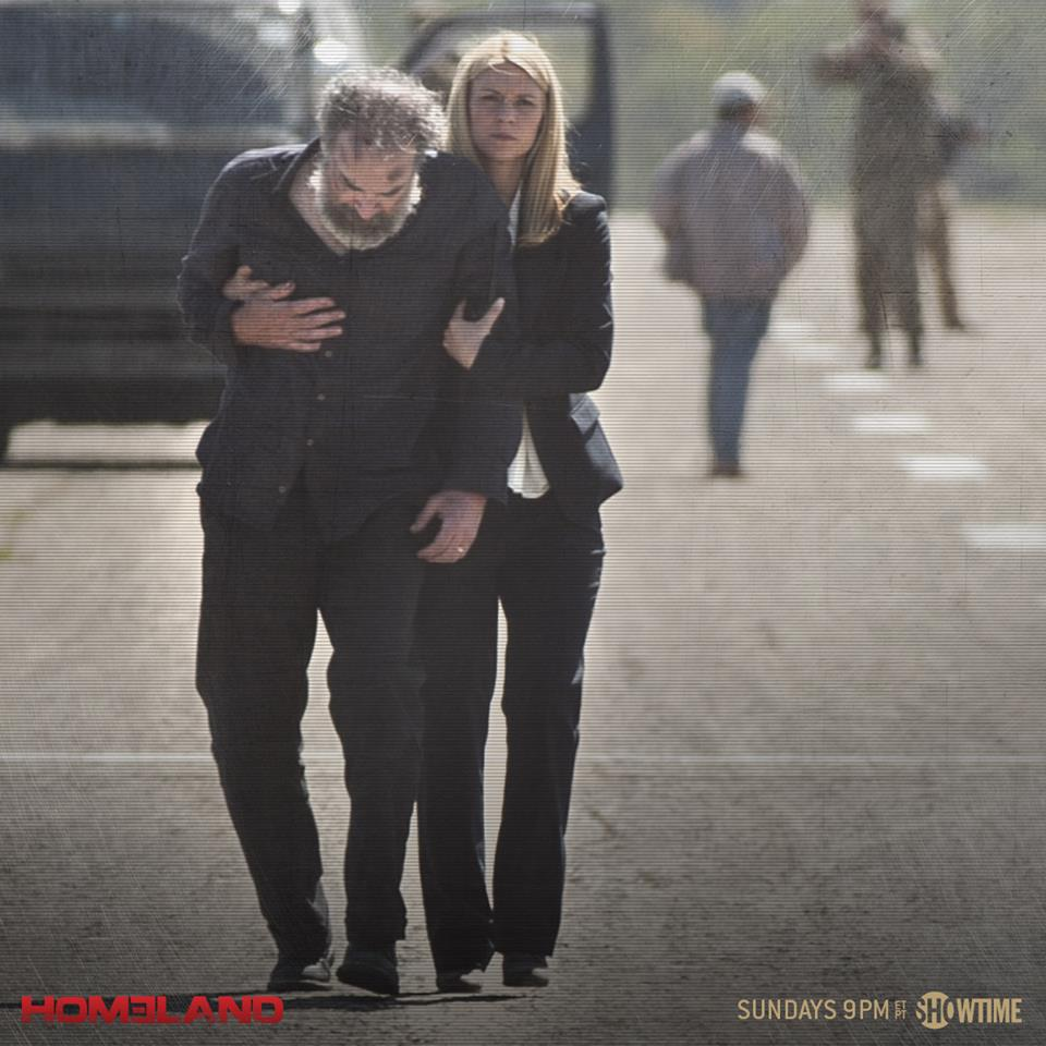 Will Carrie and Saul survive the convoy hit?