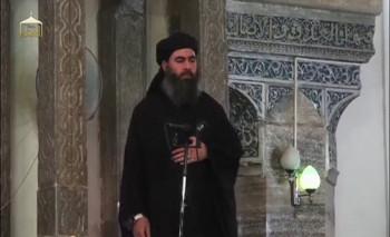 Isis chief Abu Bakr al-Baghdadi