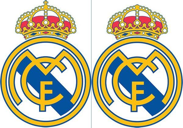 Real Madrid official crest