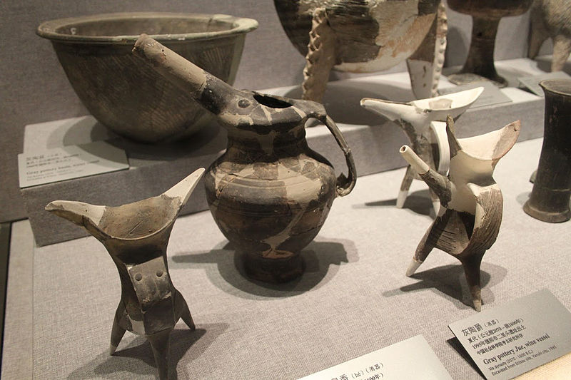 Ancient Chinese Civilisation 'Had Hi-Tech Pottery Factory ...