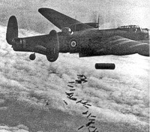 WWII bombs