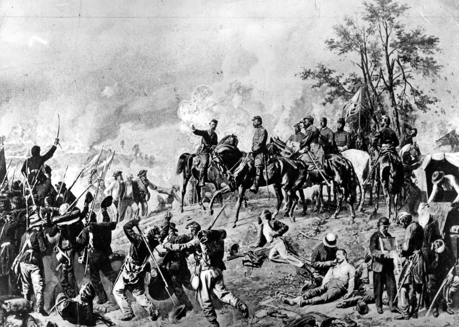 The Fall of Vicksburg: Turning Point of the Civil War