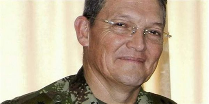 General Ruben Alzate released