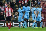 Southampton v Manchester City