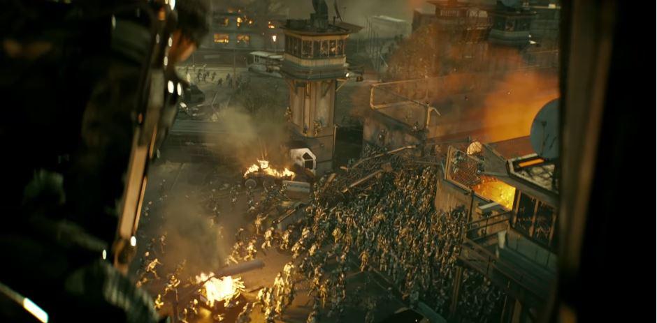 Call Of Duty Advanced Warfare Exo Zombies Mode Confirmed