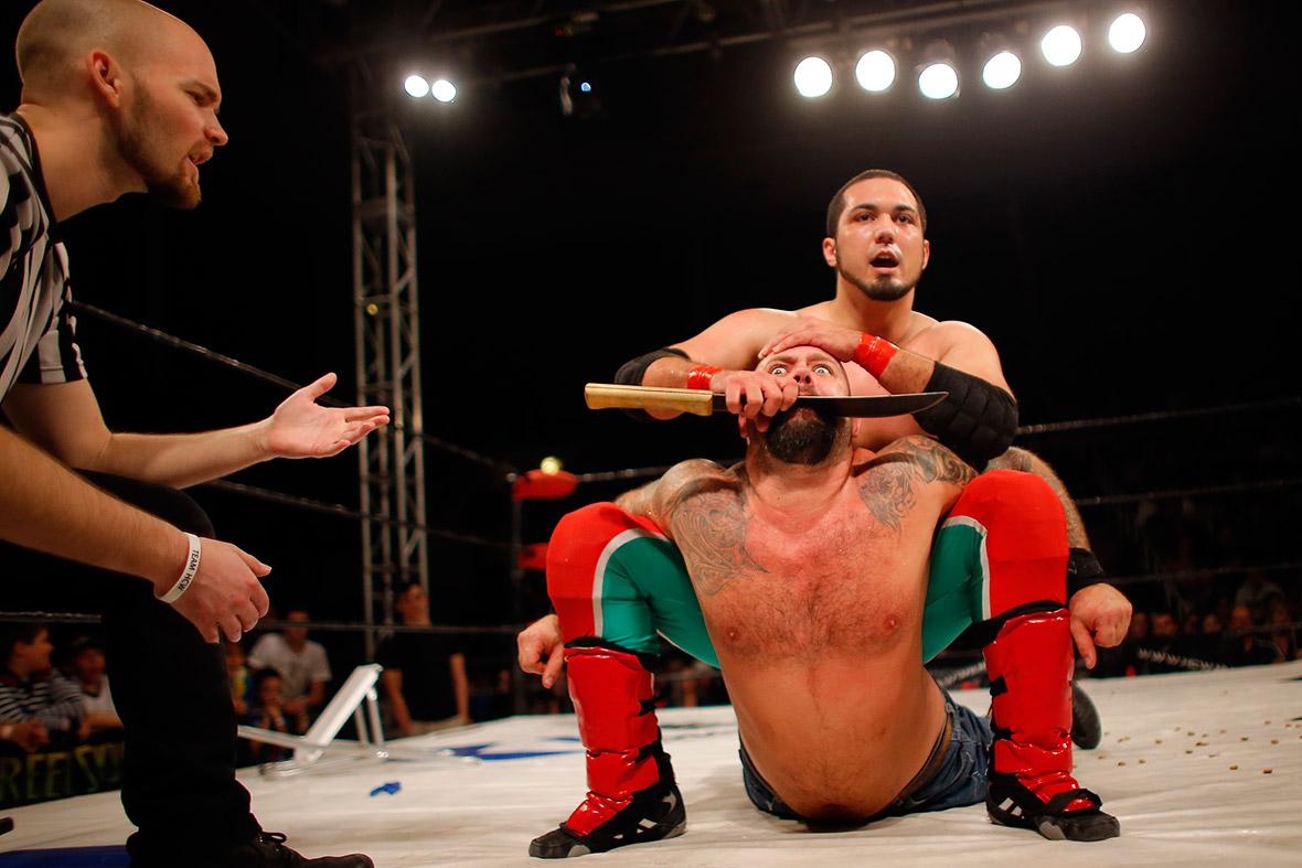 hungarian wrestling