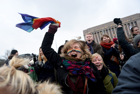 gay marriage Finland