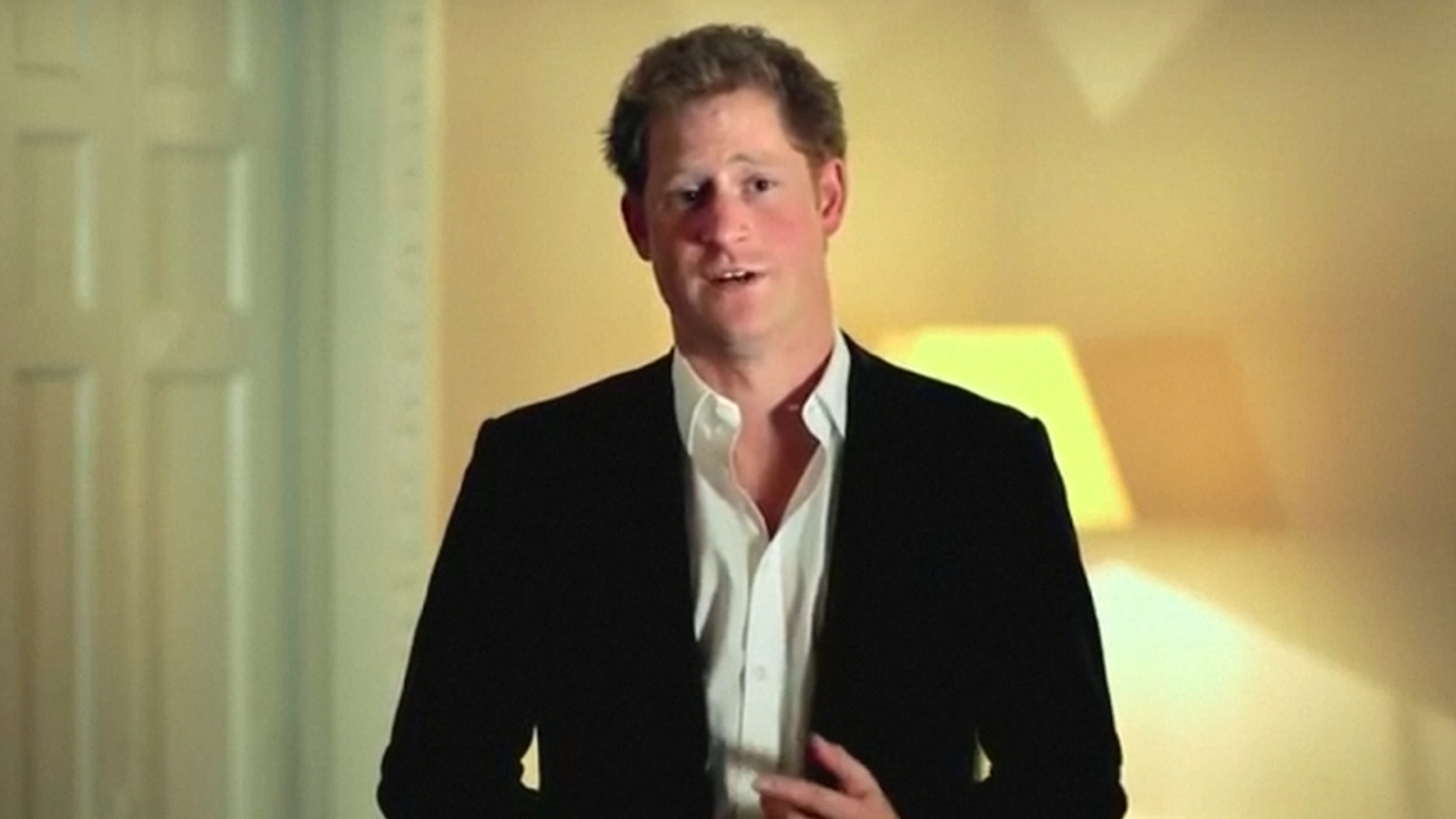 Prince Harry launches World Aids Day campaign