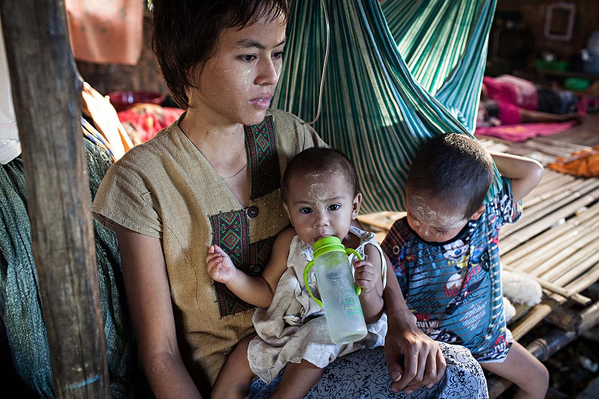 World AIDS Day Myanmar