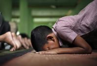 Mohammad is now the most popular name for boys, according to website  babyCentre