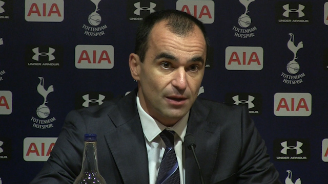 Martinez refuses to blame referee, but insists Everton should have got late penalty
