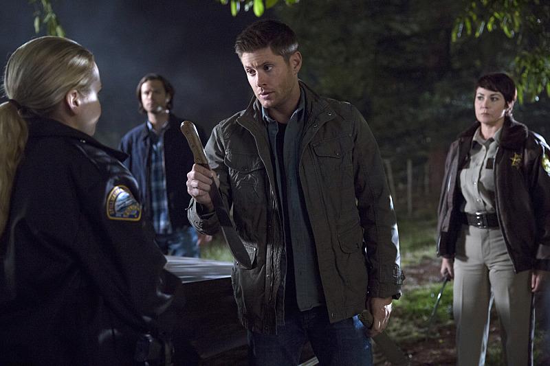 Supernatural season 10 Episode 8