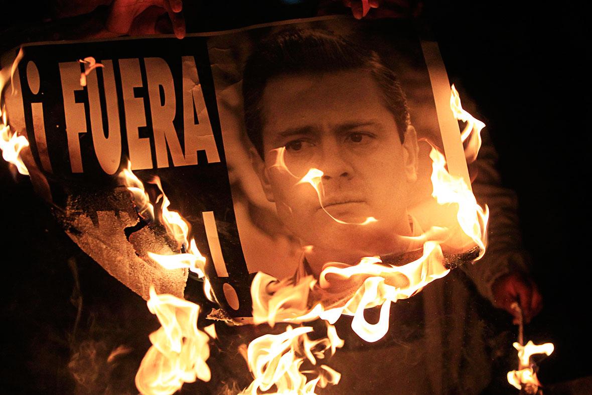 mexico missing students Ayotzinapa ya me canse