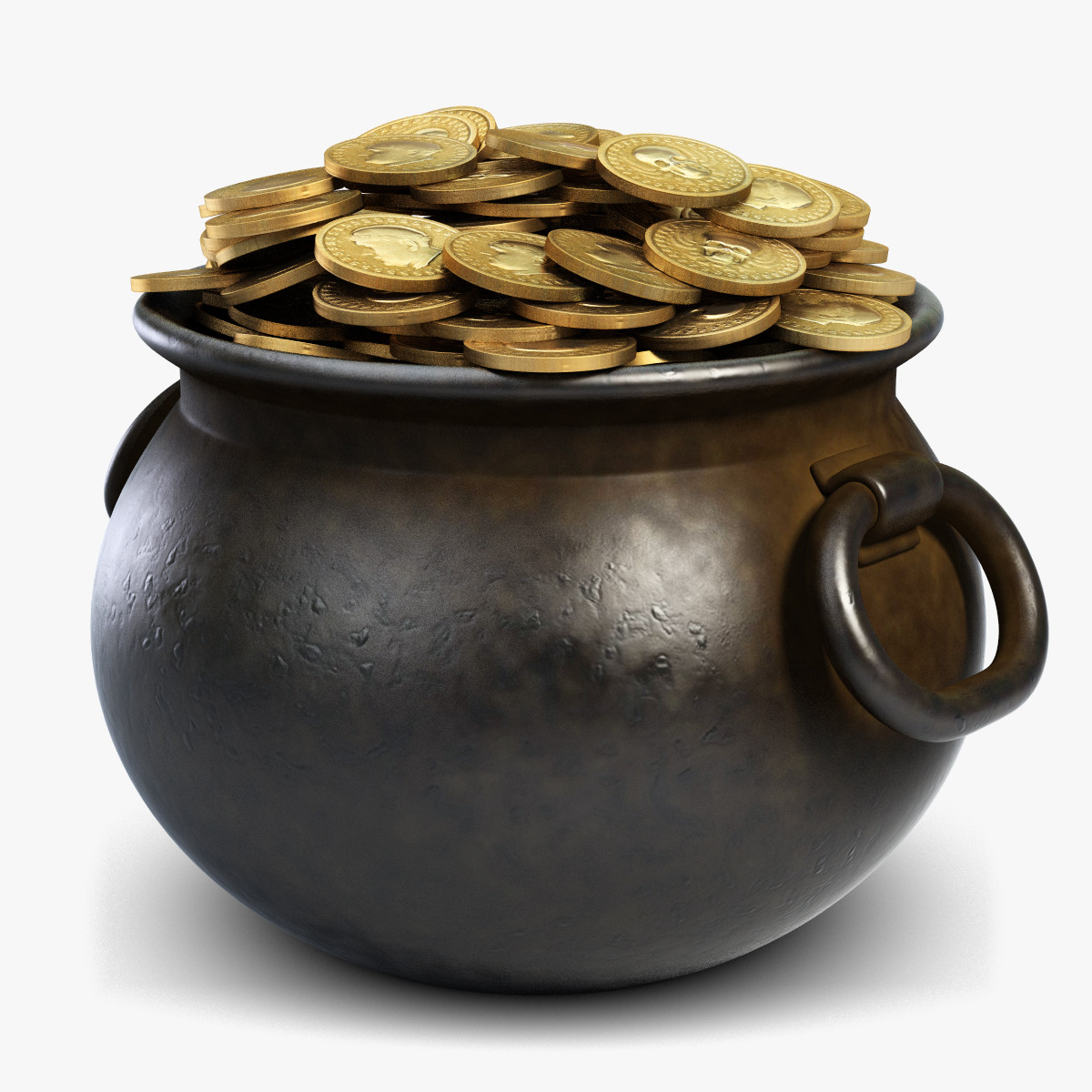 India: Labourers Accidentally Dig Up Pot Of Gold Coins