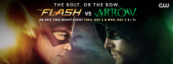 Arrow/Flash Crossover Online