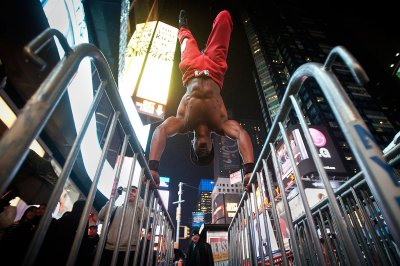 times square exercise