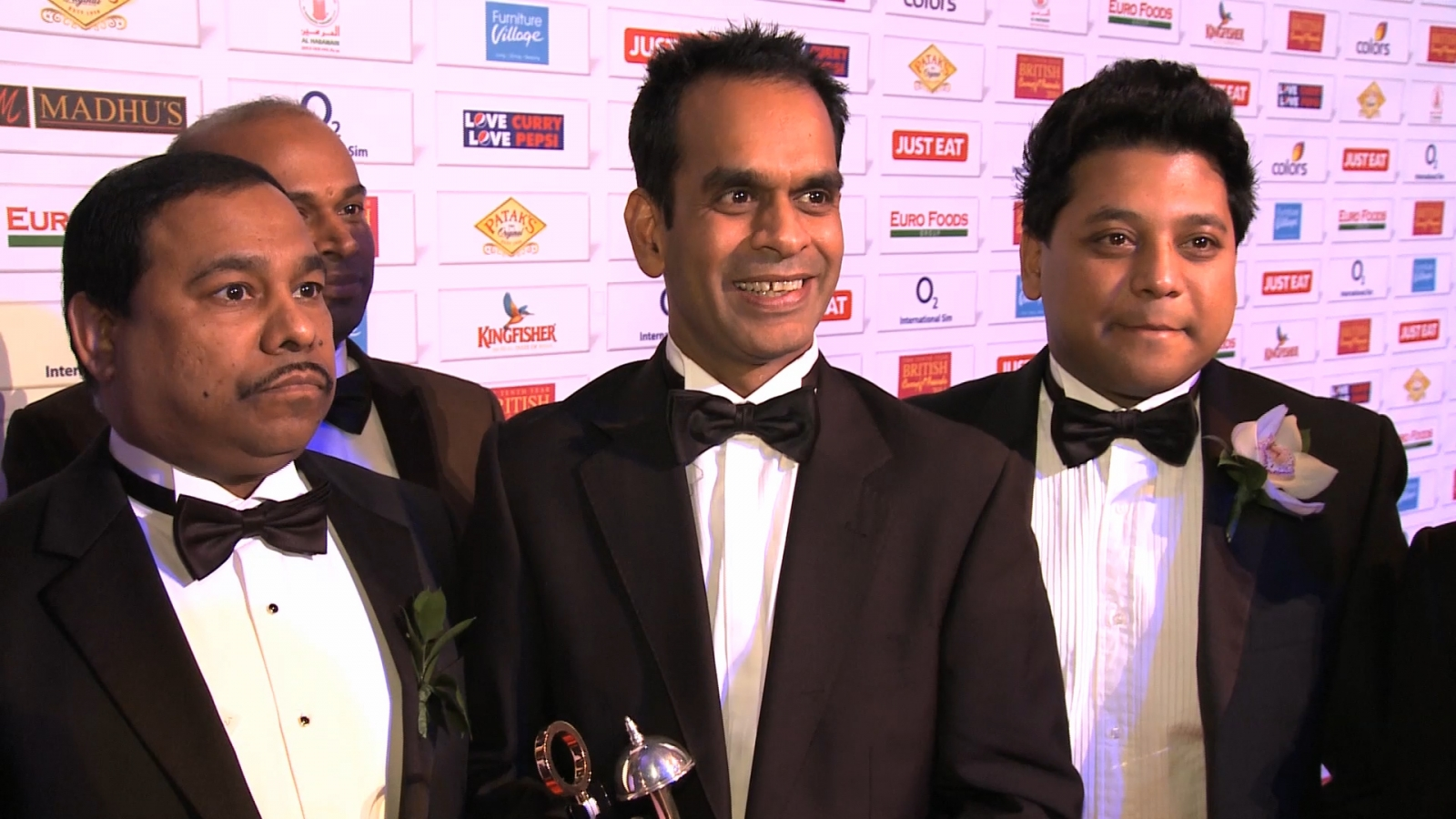 British Curry Awards 2014 highlights