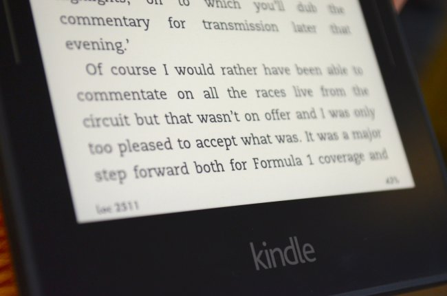 Amazon Kindle Voyage review: The world\'s best ebook reader