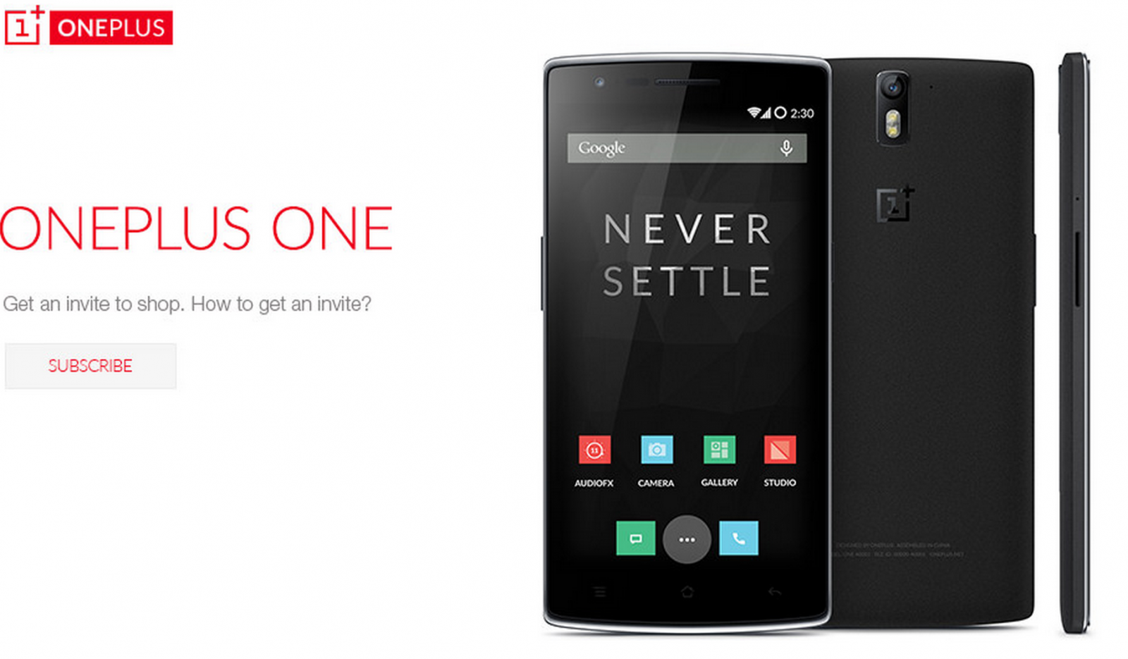 OnePlus One Launches in India With Invites