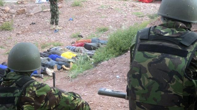 Al Shabaab gunmen kill at least 36 workers in Kenya quarry