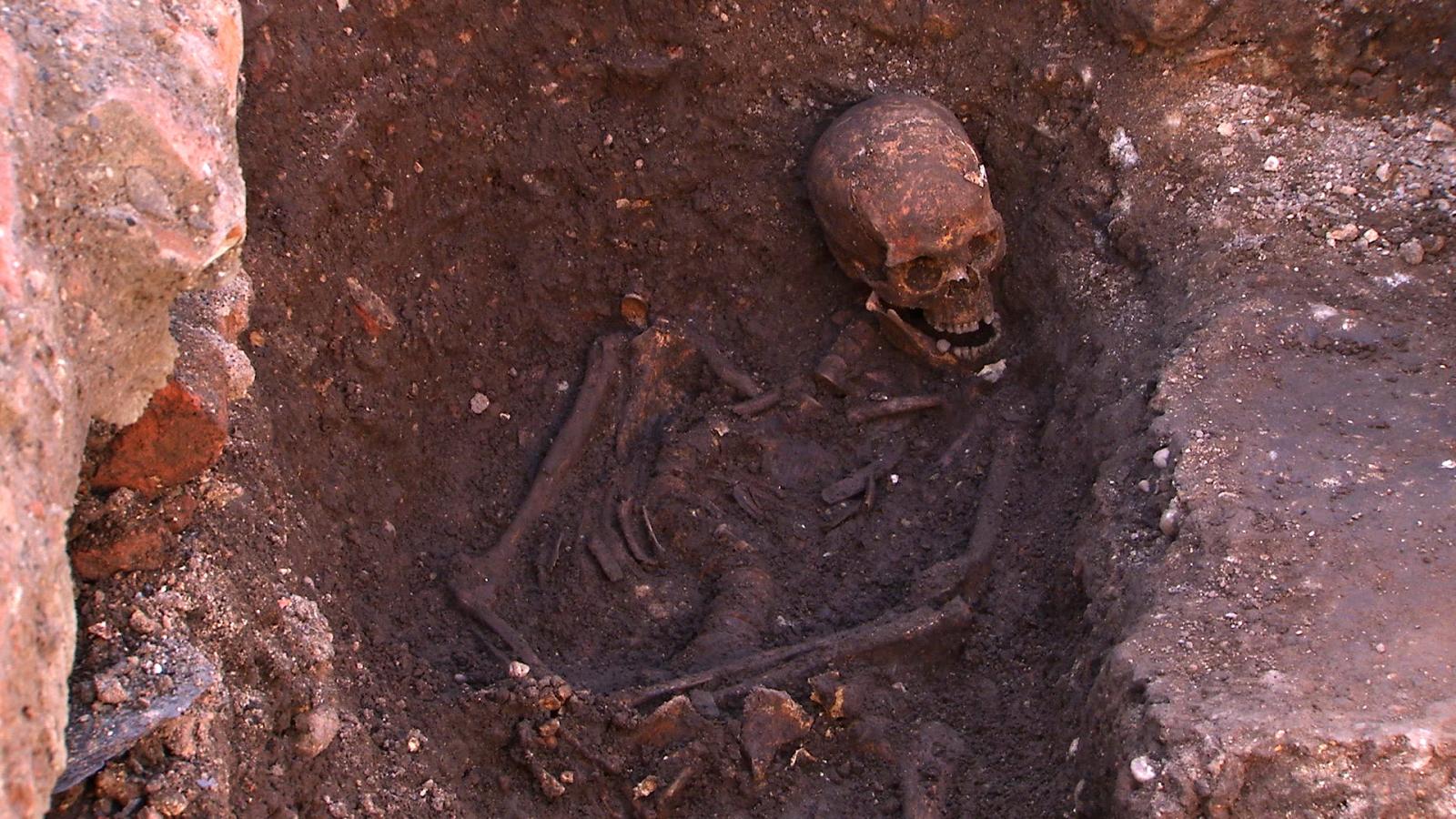 king richard III bones