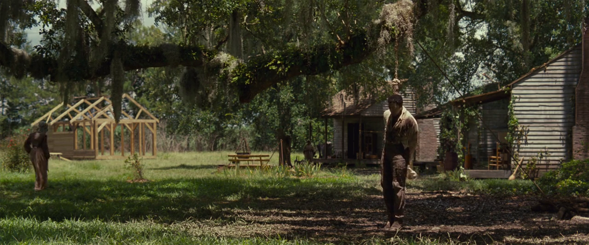 12 Years a Slave Hanging Scene