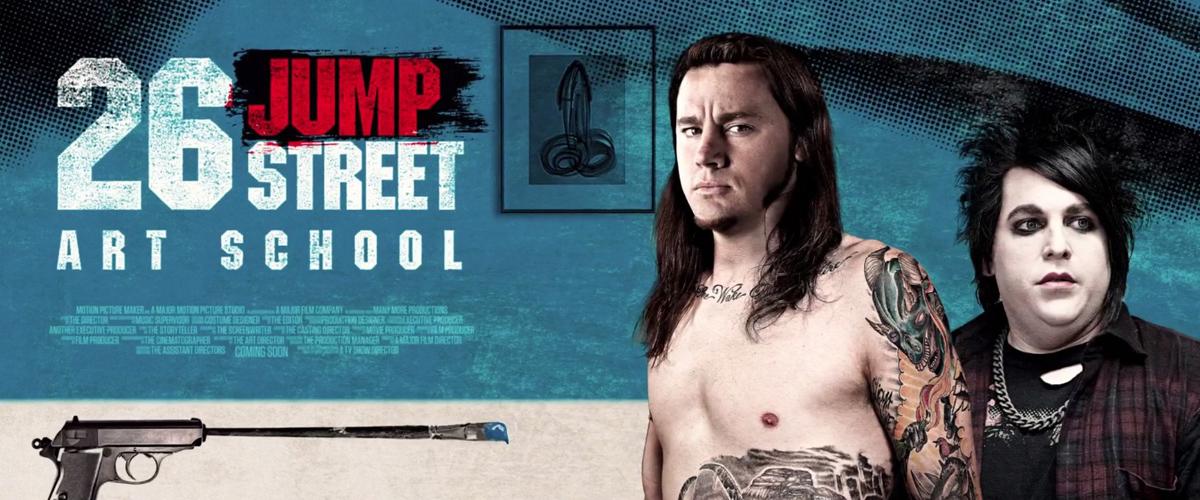 22 Jump Street 26 Jump Street Art School