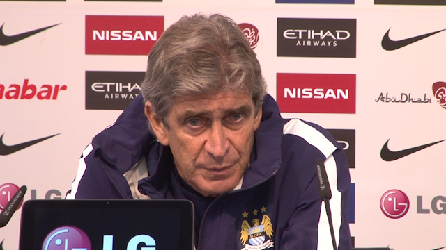 Pellegrini says City were 'never out of the title race'